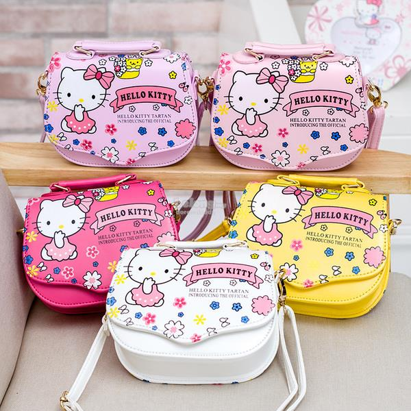 Cute Hello Kitty Kids Fashion Bag