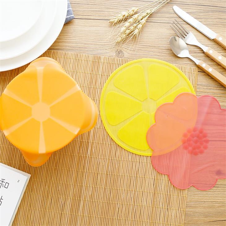 Cute Multi-Function Silicon Food Wrap
