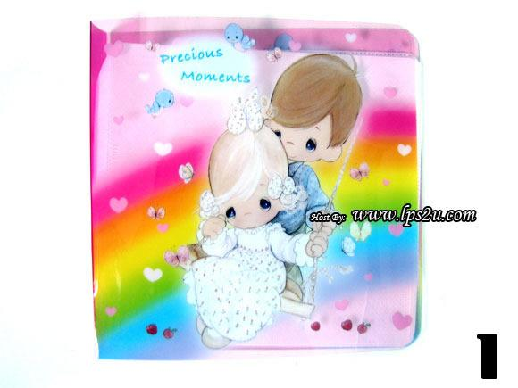 Cute Series 12's CD Cover Storage Bag - CD Protection & CD Holder
