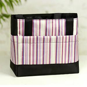 New Cute Stripe Oxford Cloth Bag
