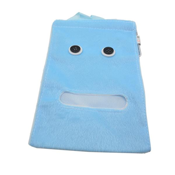 Cute Toilet Paper Roll Holder Pouch (Blue)