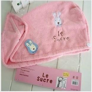 Cuties Dry Hair Cap and Robe