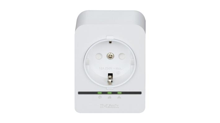 D-LINK 500MBPS WIRED AC PASS THROUGH HOMEPLUG, DHP-P308AV