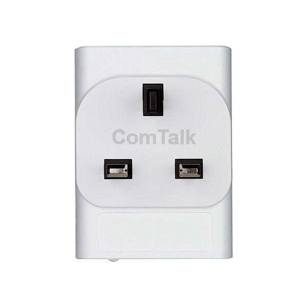 D-Link DHP-308AV Powerline Up to 500Mbps AV Network Adapter(Mini Size)
