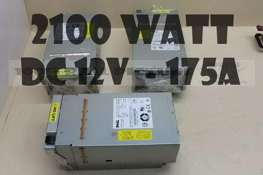 DC12v 175a Power Supply 2100watt - Super high current DC12v
