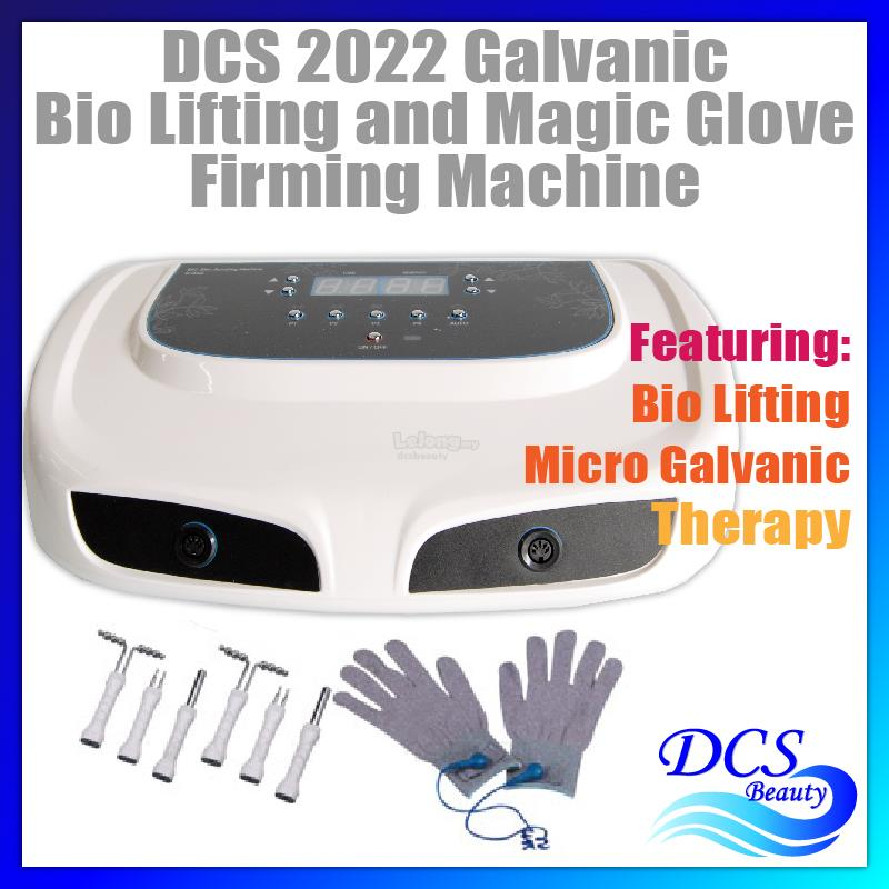 DCS 2022 Galvanic Bio Lifting and Magic Glove Firming Machine