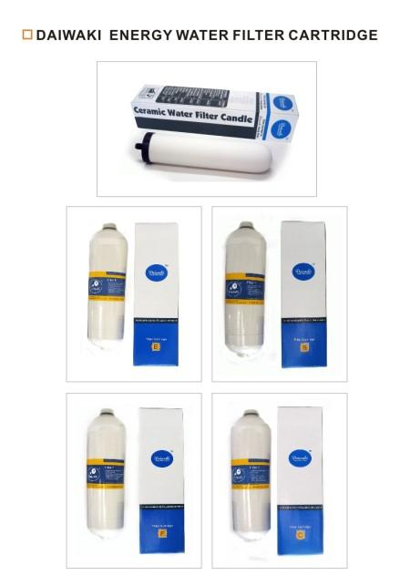 DDF Diamond G1500 Full Set Replacement Water Filter No GST !
