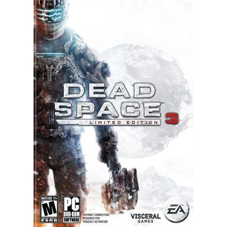 Dead Space 3 Limited Edition - PC