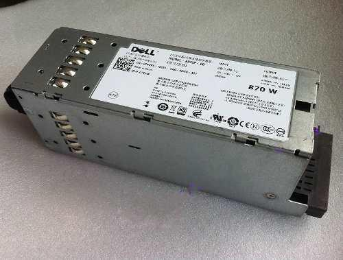 DELL 07NVX8 R710 T610  watt Server power supply psu Used