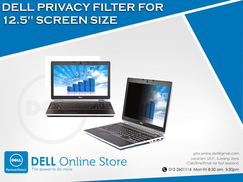 Dell 12.5' Privacy Filter