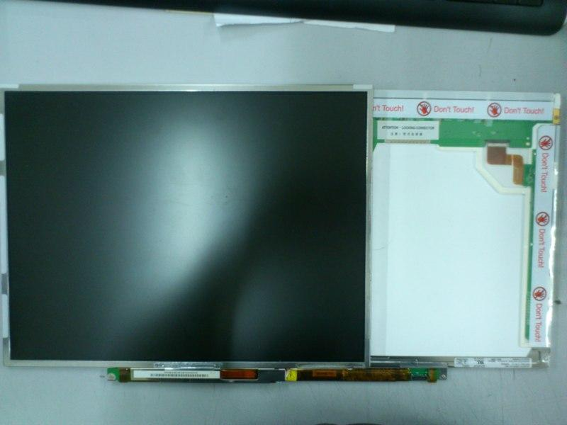 Dell 14.1' XGA LCD Display (Square) n Inverter  for Notebook 050813
