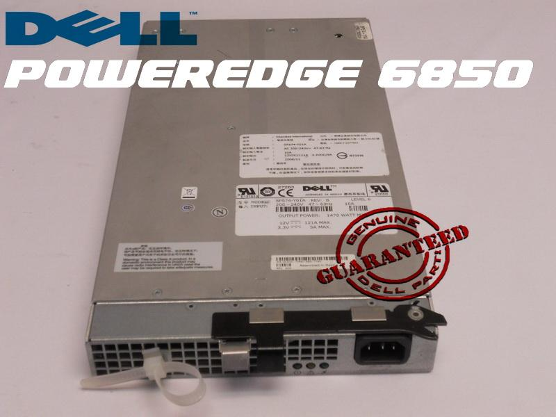 Dell -1470 Watt Redundant Power Supply For PowerEdge 6850 (SP574-Y01A)