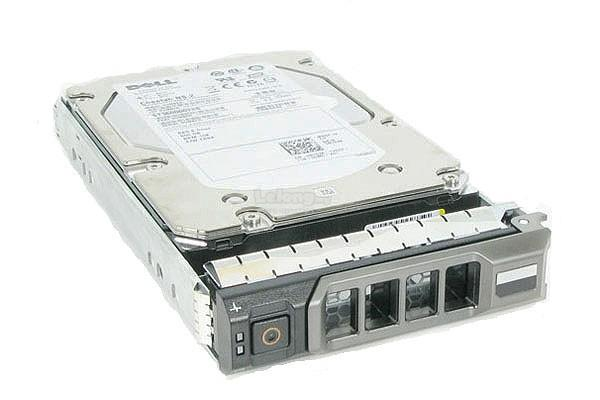 DELL 600GB 3.5INCH 15K SAS SERVER HARD DISK W347K