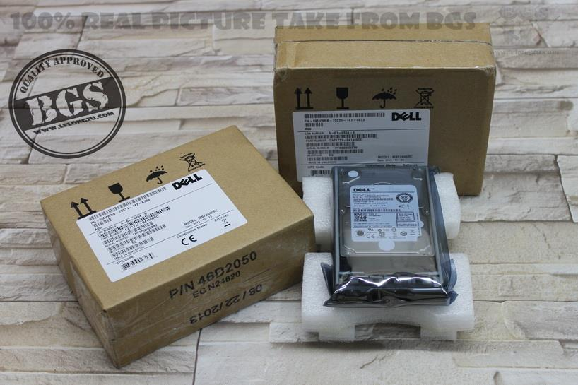 Dell Genuine MBF2600RC 2.5 inch 600GB 10k SAS Hard Drive (Available)