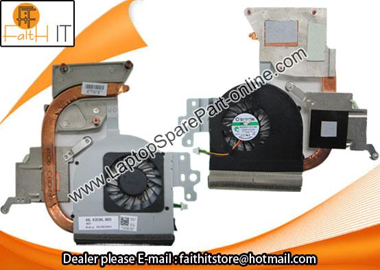 For Dell Inspiron 15R N5110 Laptop Cpu Fan With Heatsink