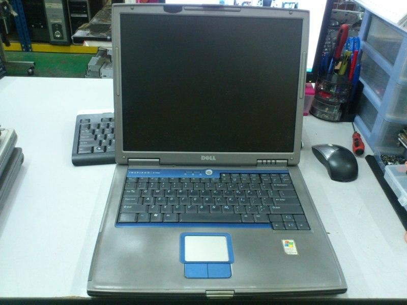 Dell Inspiron 510m Notebook Spare Parts 050813