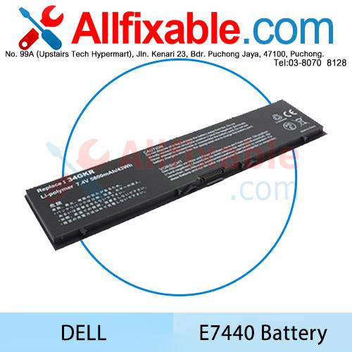 Dell Latitude 14-7000 Series E7420 E7440 E7450 Battery