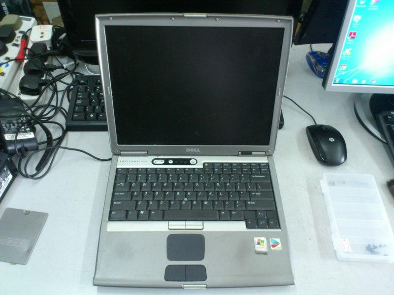 Dell LATITUDE D600 Notebook Spare Parts 310713