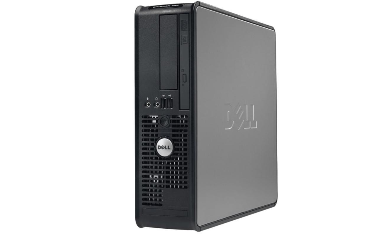 Dell Optiplex 755 SFF Desktop PC Core2Duo E4500 1GB DDR2 RAM 160GB HDD