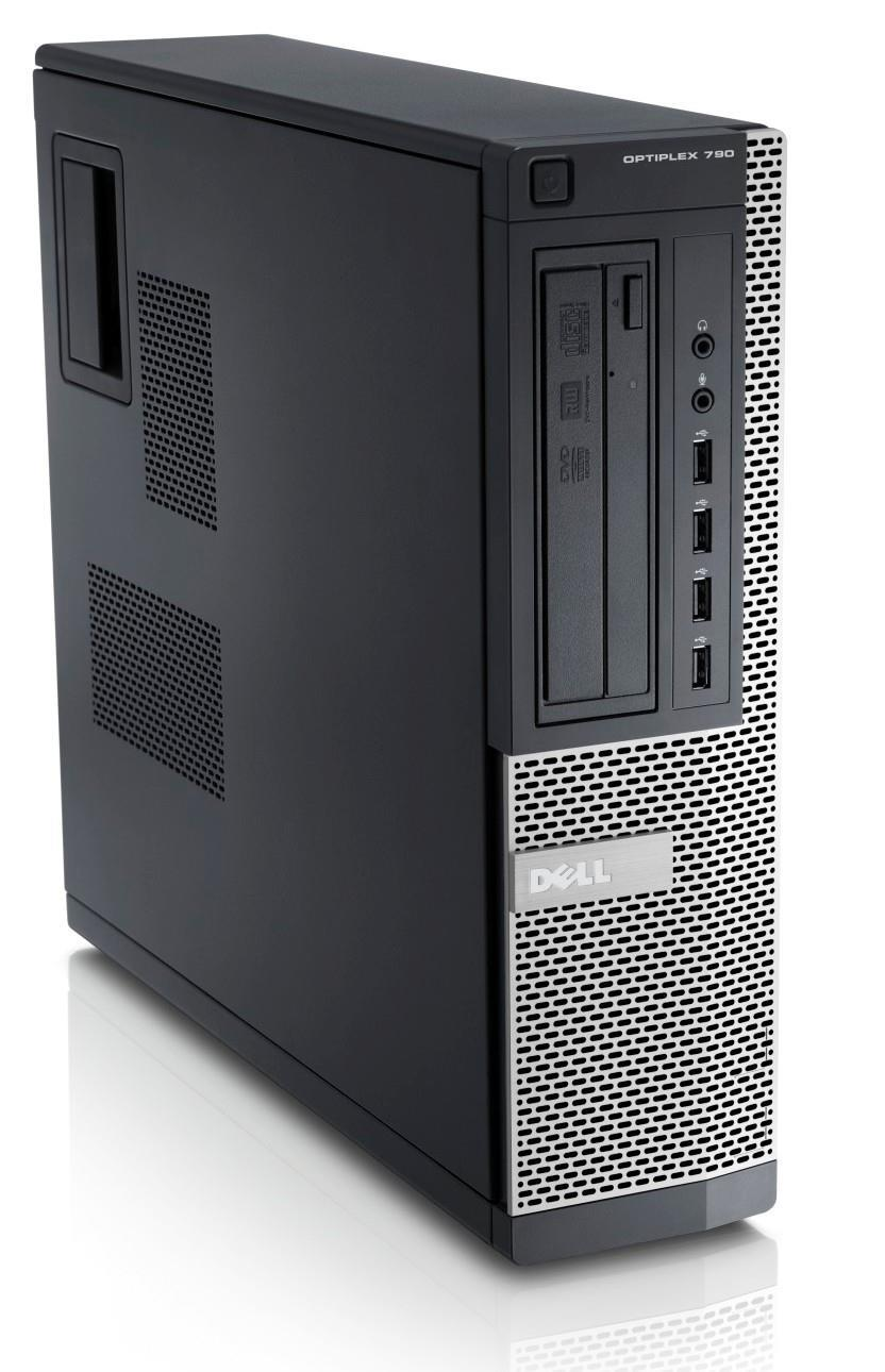 Dell Optiplex 790 DT Desktop PC Computer
