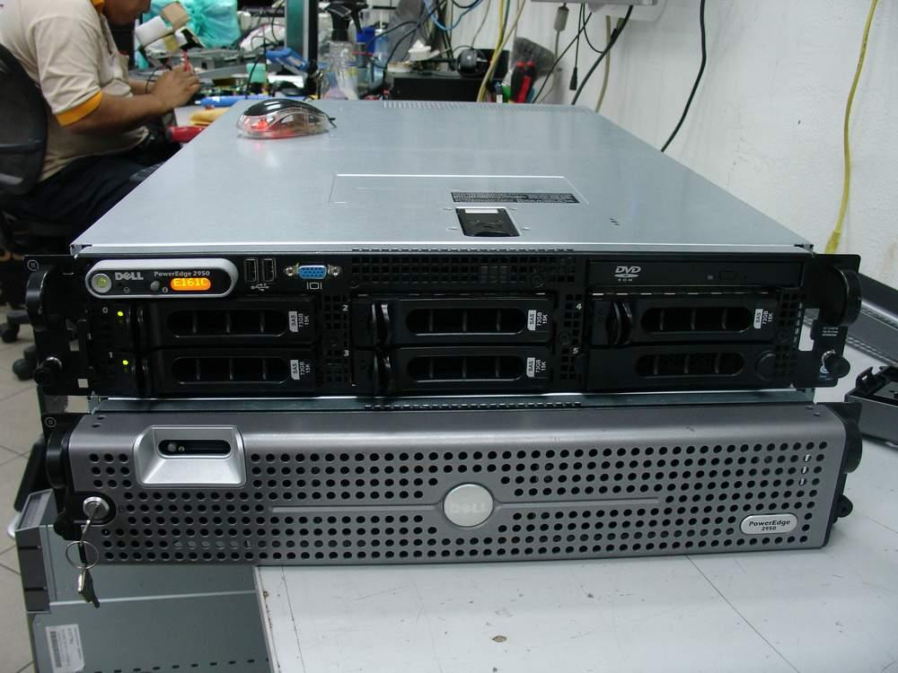 Dell server Poweredge 2950 manual