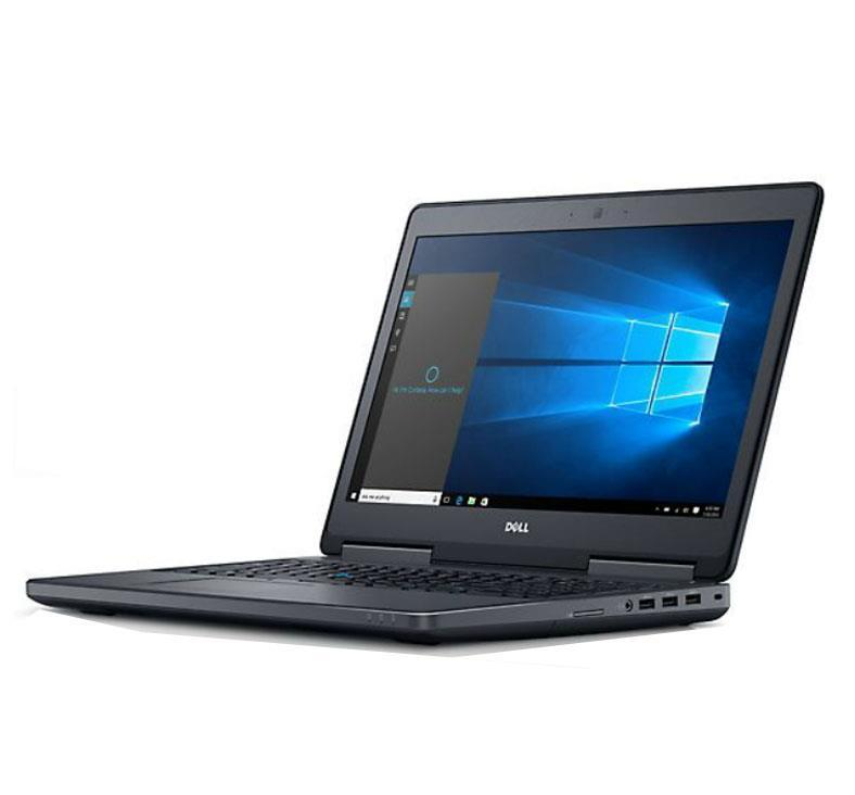 Dell Precision 7510 (i7-6820HQ, 16GB, 500GB) Mobile Workstation