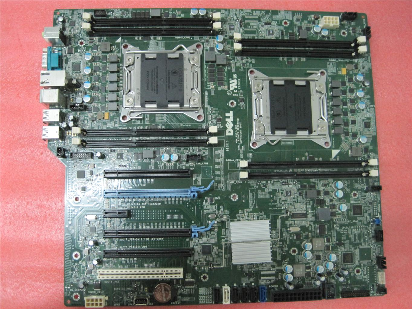 Dell Precision T5610 Workstation Socket 2011 Motherboard BE5813 E93839