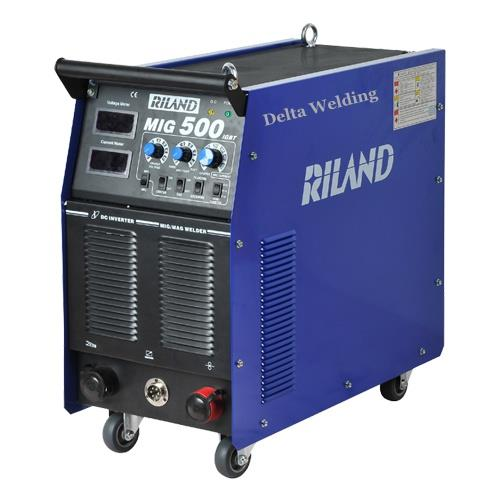 Delta Riland 500 MIG Digital machine welding  Supplier