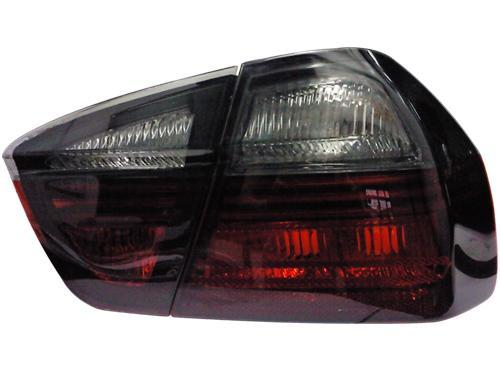 DEPO BMW E90 `05 Tail Lamp Crystal Smoke/Red (BM03-RL04-U)