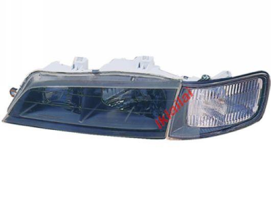 DEPO Honda Accord `94-97 SV4 Head Lamp Crystal W/Corner Lamp [HD02-HL0