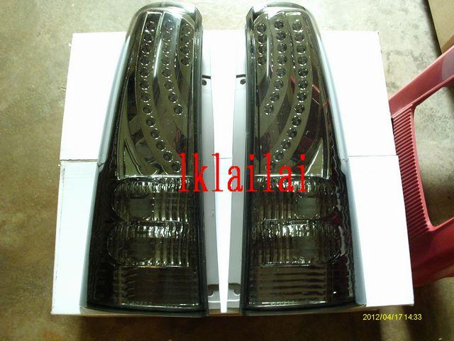 DEPO Toyota Avanza `02 F601 Tail Lamp Crystal LED Smoke [TY13-RL02-U]