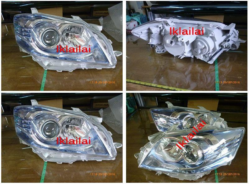 DEPO Toyota Camry '09 ACV40 Projector Head Lamp Hybrid Look