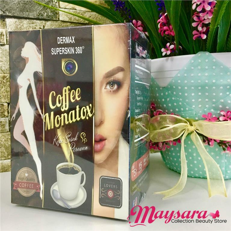 Dermax Superskin DMS 360 COFFEE MONATOX - New (Free Pos SM)
