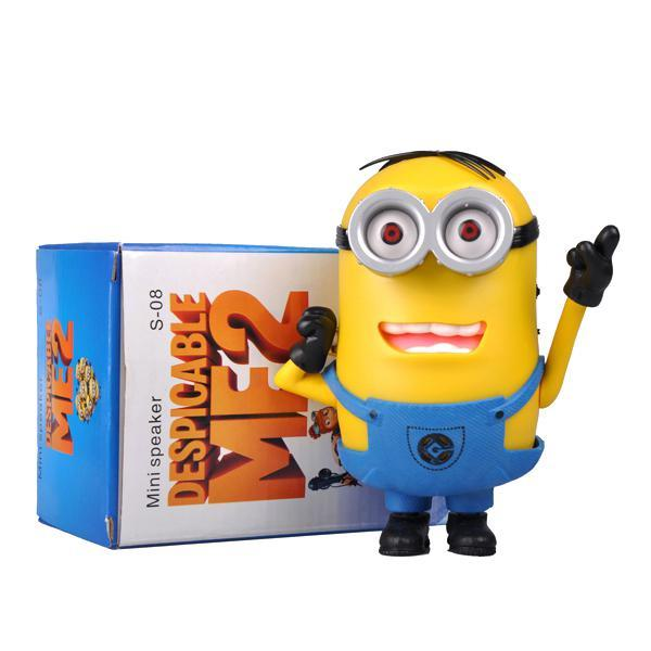 Despicable Me 2 Mini Speaker S-08 2