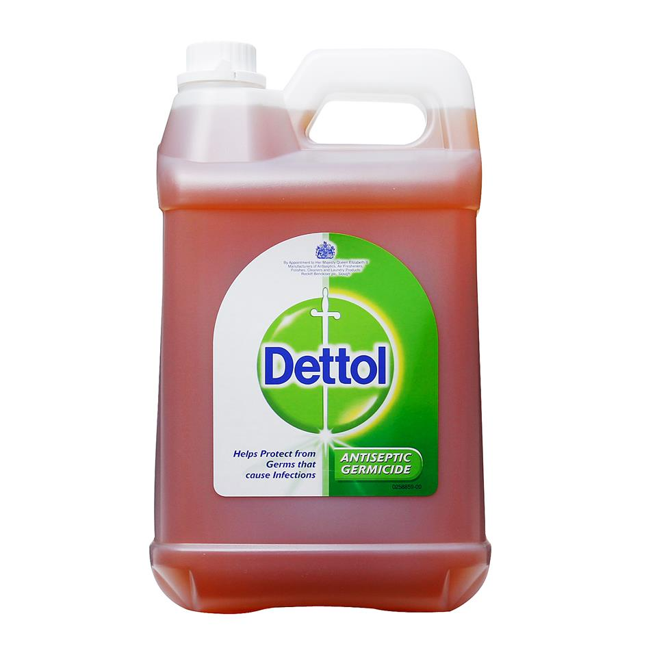 Dettol Liquid Antiseptic 5000ml