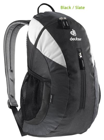 Deuter City Light Backpack / Daypack - Black Slate