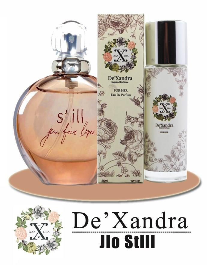 DeXandra EDP Perfume JIO STILL For Her/Women
