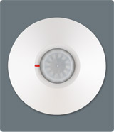 DG467 Paradox 360 degrees Ceiling Mounted Digital Motion Detector