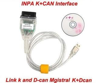 Diagnostic cables for BMW INPA K can