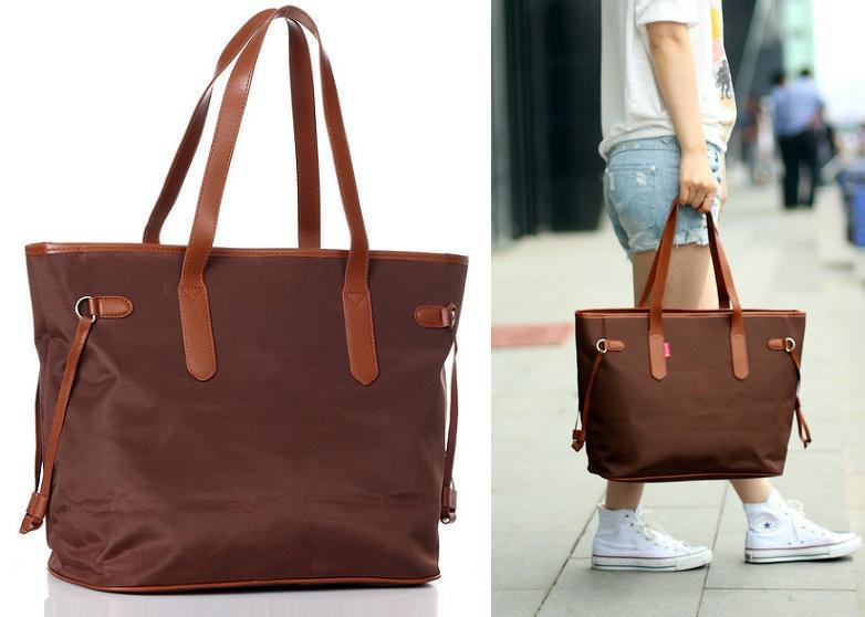 Diaper Bag : Vcoool (Coffee)