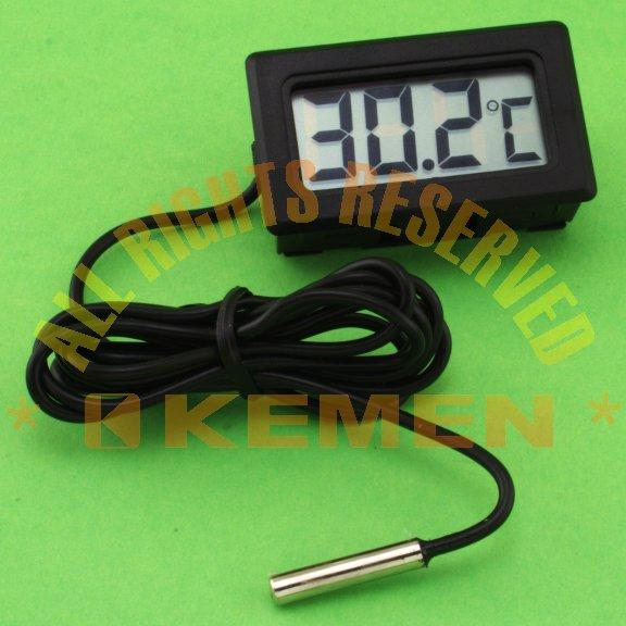 Digital Thermometer - Great for temperature monitoring