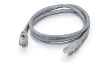 DINTEK RJ45 CAT6 UTP NETWORK CABLE 2M (1201-04XXX) GREY