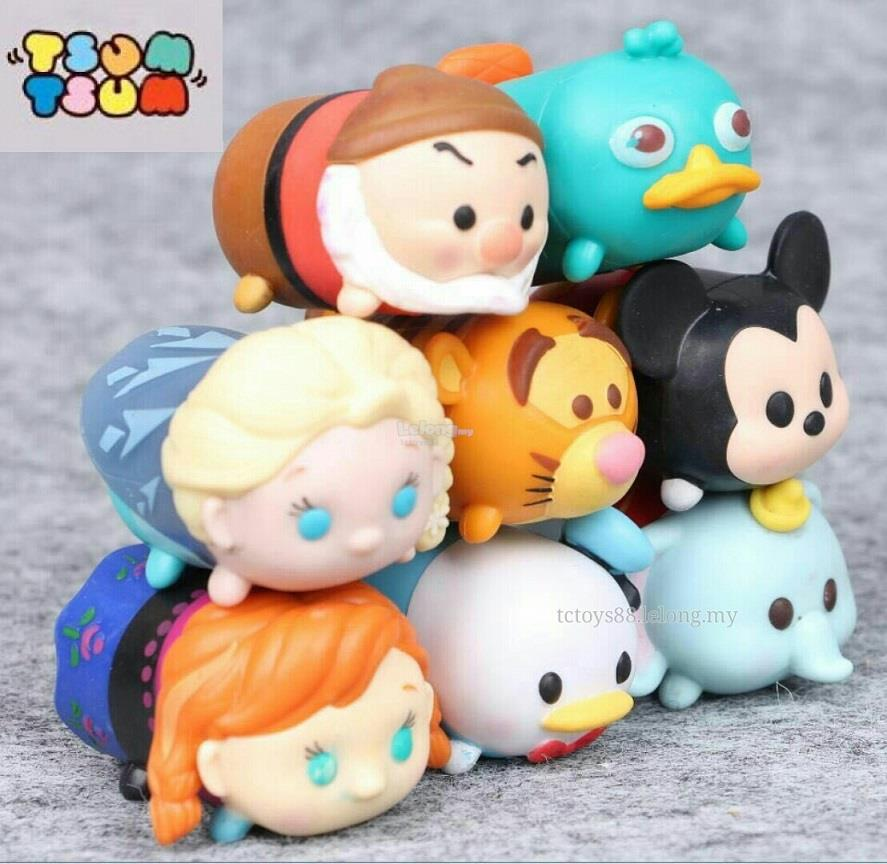 disney tsum tsum with elsa anna figu end 9 9 2017 12 54 pm. Black Bedroom Furniture Sets. Home Design Ideas
