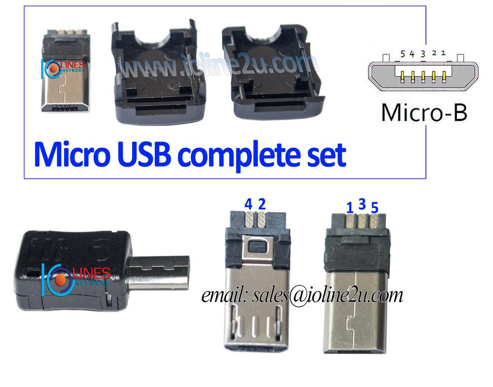Micro Usb 5 Pin Wiring Diagram Nilzanet \u2013 Micro Usb Wiring Diagram .