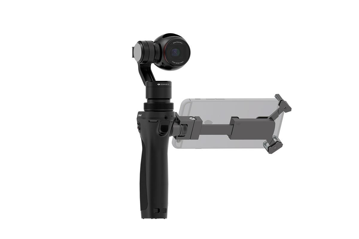 DJI Osmo (4K camera) - Basic Package Free Dji FlexiMic