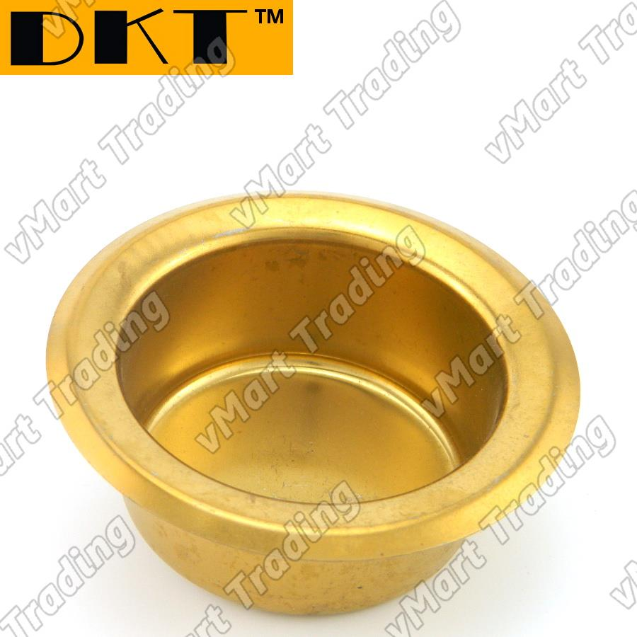 DKT-250W-TP Titanium Plated Solder Pot Replacement
