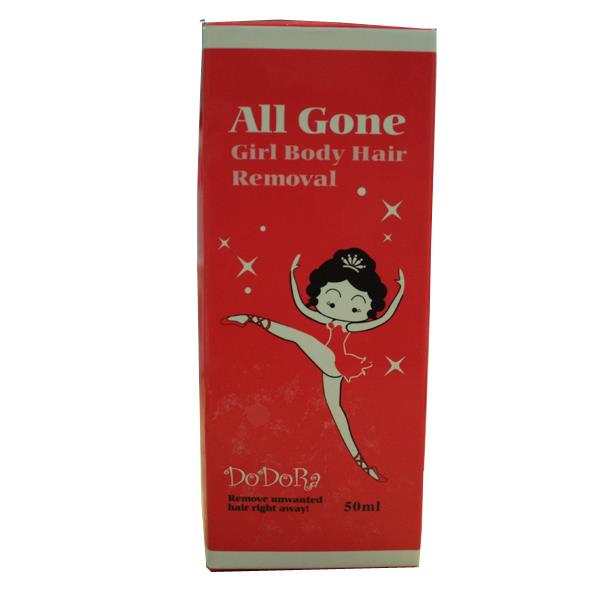 Dodora All Gone Girl Body Hair Removal