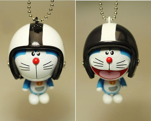 Doraemon Keychain (2pcs/set)