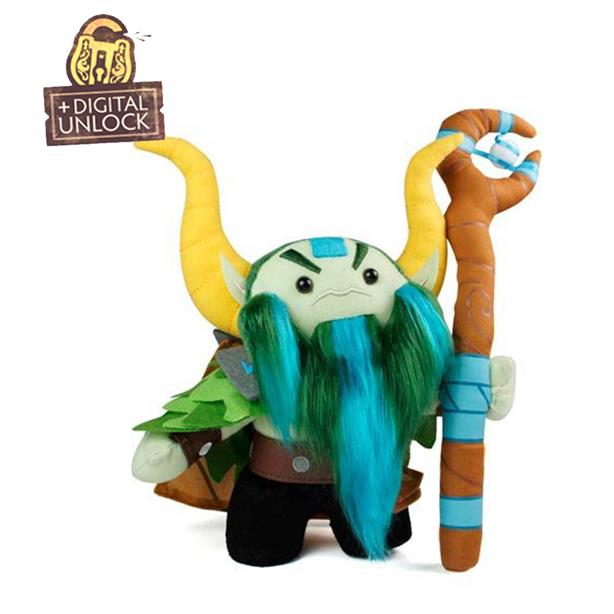 DOTA 2 PLUSH- NATURE'S PROPHET for COLLECTABLES TOYS