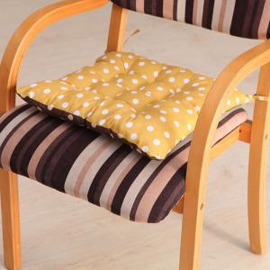 Double Side Square Candy Color Comfort Seat
